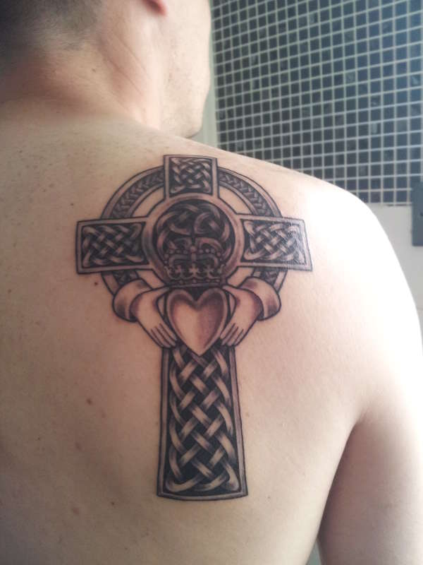 Selection Tatouage Croix Celtique Justeuntattoo Com