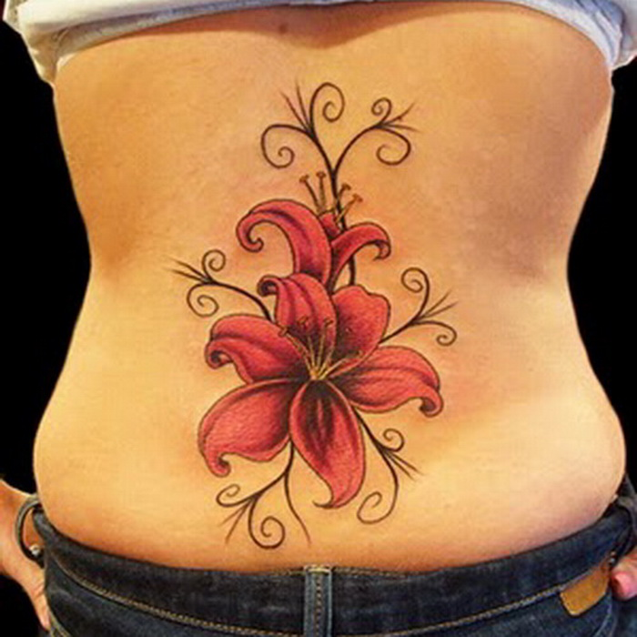 Selection Tatouage Polynesien Dos Femme Justeuntattoo Com